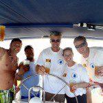 Caribbean Regatta Charter | Caribbean Skippered Yacht Charter | Bluewater Sailing