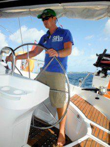 Stuart Ramsay   RYA Yachtmaster & Cruising Instructor